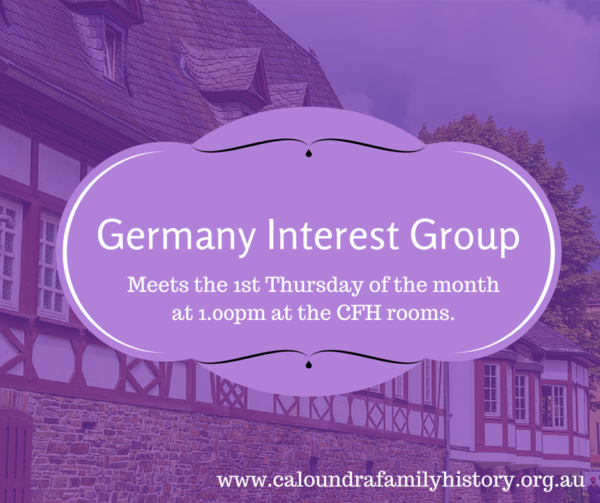 Germany Interest Group