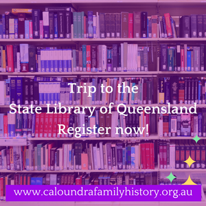 Trip to the State Library of Queensland