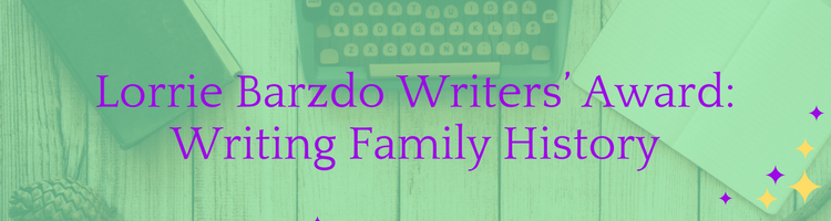 Writing Family History