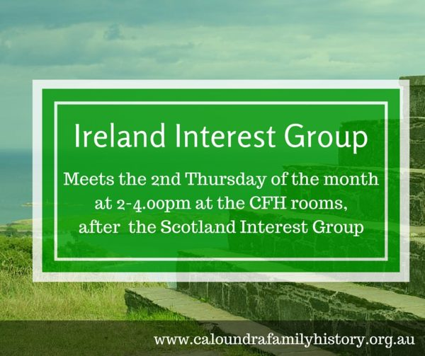 Ireland Interest Group