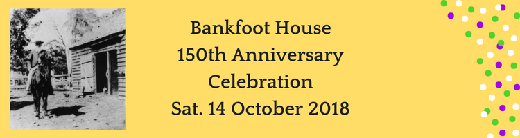 Bankfoot House 150th Anniversary Celebration