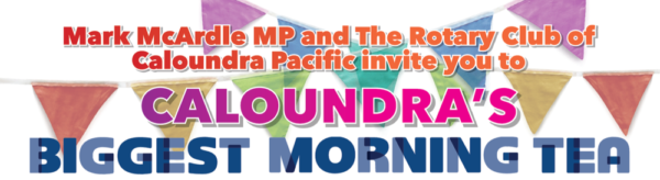 Caloundra's Biggest Morning Tea