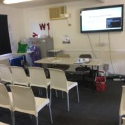 Corbould Park Research Facility - Meeting Room