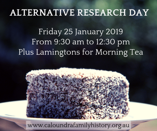 Rooms open for Research 25 january 2019