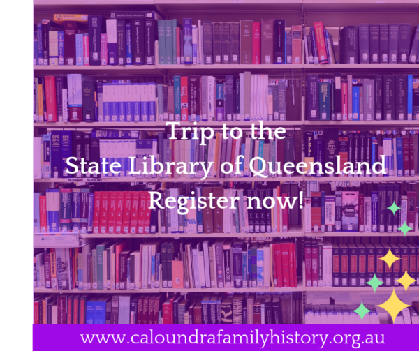 Trip to State Library of Queensland