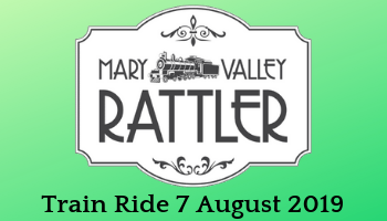 Mary Valley Rattler Trip
