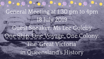 Lee Goleby Talk + General Meeting Event